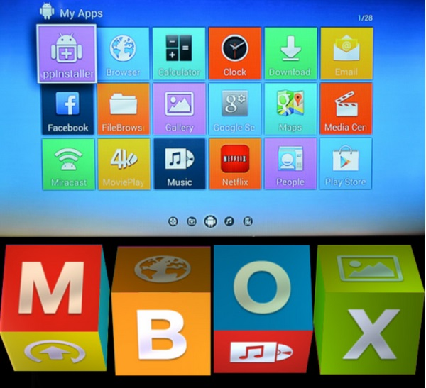 M8 Android Tv Box New Way To Home Entertainment Iptv Now